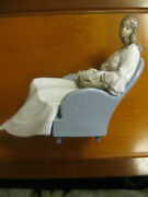 Lladro Figure 6503 Retired My Little Treasure Mother And Child