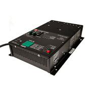 Analytic Systems Ac Charger 2-bank 40a 12v Out 110vac In W/digital Volt/amp...