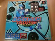 Ps1 And Ps2 Rockman Collection Special Box Mega Man 16 + X7 Limited Edition Set
