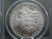 1891 Cc Morgan Silver Dollar 1 Pcgs Ms63 979rw East Coast Coin And Collectable
