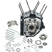 Sands Cycle Twin Cam Engine Cases-4 1/4in. Bore With Stock Stud Pattern-31-0181a