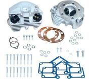 Sands Cycle Super Stock Cylinder Heads O-ring Intake - 3-5/8in. Bore High