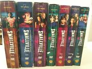 Smallville Dvd Lot Of 9 Superman Tv Show Complete Season Series 1-9 Tom Welling