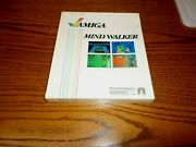 Mind Walker - Commodore Amiga Boxed Game - 1986 Synapse