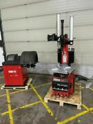 Used Tyre Changer Package Tyre Changer And Wheel Balancer Profit 3000 And Superspin