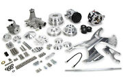 March Performance Olds 350-455 Alt/ac/ps Style Track Pulley Kit 16030