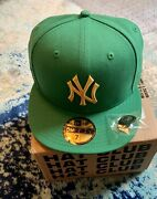 Hat Club Exclusive New York Yankees Olympic Collection New Era Fitted Sz 7 1/2