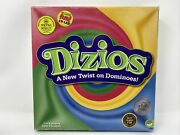 Dizios - A New Twist To Dominoes - Not Complete - See Description
