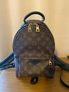 100 Guaranteed Authentic Louis Vuitton Monogram Palm Springs Pm Sold Out