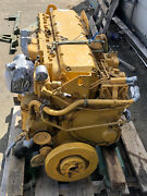 Caterpillar 3116 Turbo Diesel Truck Engine 225 Hp Mechanical Injection Low Miles