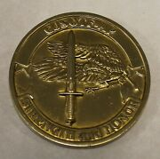 5th Sfga Seal Special Operations Forces Oif Cjsotf-ap Dagger Army Challenge Coin