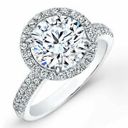 Semi Mount Diamond Classic Rings Solid 950 Platinum Ring All Size Available