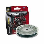 Spiderwire Stealth Moss Green 65lb - 500yd