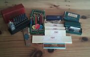 Vintage Writing Drawing Koh-i-noor Rapidograph Pencils And Supplies Collection