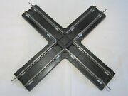 Vintage Post Wwii American Flyer S Gauge Train Track X Cross Track For Figure 8