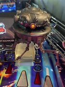 Star Wars Pinball Machine Imperial Droid Mod Works With Stern Data East Etc.