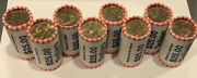 2011-p And D Presidential 1 Us Mint Unopened Uncirculated Rolls Set Of 8 Rolls