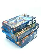 Lego Harry Potter 3062875945 And 75965 Three Brand New Factory Sealed Sets