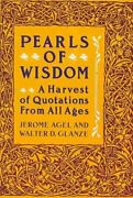 Pearls Of Wisdom, Paperback By Agel, Jerome Edt Glanze, Walter D. Edt, L...