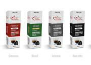Italian Coffee Capsules Compatible With Starbucks Verismo, Cbtl, Caffitaly, K-fe