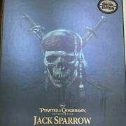 Hot Toys Captain Jack Sparrow Pirates Of The Caribbean Action Figure 1/6 Good