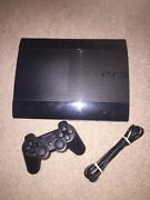 Sony Ps3 Super Slim Cech-4201a Playstation 3 Console