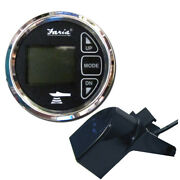 Faria 2 Depth Sounder With Air And Water Temp Faria Beede Instruments 13752