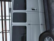 Rear Side Door Side Hinged Rear With Window Fits 92-14 Ford E150 Van White