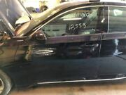 Driver Left Front Door With Laminated Glass Fits 18-19 Accord Black 3022219