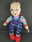 Vintage Chucky 12 Doll From Toy Works Horror Halloween Still With Tags