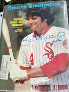 Bill Melton Signed 1973 Sports Illustrated/chicago White Sox/ 1971 A.l. All-star