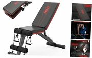 Weight Bench, Adjustable Weight Bench, Strength Training Benches For Red 2