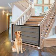 Magic Pet Gate For The House Stairs Providing A Safe 8 Count Pack Of 1