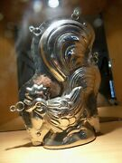 Big Rooster Chocolate Mold Molds Vintage Antique Mould