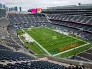 Chicago Bears Tickets Vs Green Bay Packers 4 Tickets 10/17