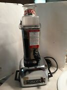 Vita-mix 3600 Super Blender Mixer Stainless Steel Usa Used Working Shape