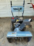 Mtd Yardmachines 10 Hp 26 Inch Dual Stage Snow Blower - Fully Serviced Excellent
