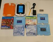 Innotab 3 Tablet Adapter Case + 4 Games Planes Madagascar 3 The Penguins Demo