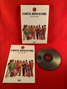 Earth, Wind And Fire In Concert Dvd 1982 Concert Music Performance Region 1 Usa