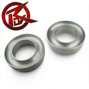 Billet 3 Fr Coil Spacers Silver Lift Kit Fits 97-07 Ford Ranger F150 Expedition