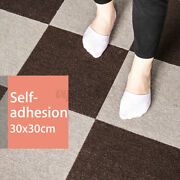 11.8 Self-adhesive Carpet Floor Tiles Commercial Office Flooring Cover M