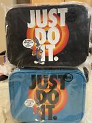 Space Jam Bugs Bunny Nike Lunch Box Fuel Pack - Lot Of 2