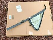 Andy 80-91 Ford F150 - Driver + Pass Side Wing Vent Windows + Door Rods + Parts