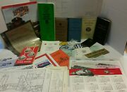 Lot Of 32 Items Cotton Belt Route, Southern Pacific Railroad Collectibles