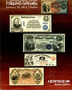Heritage Currency Auction 3512 Catalog - Dallas - January 10 2011
