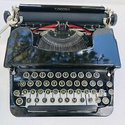 Collector Condition Lc Smith And Corona Portable Typewriter
