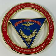 Marine Aircraft Group 24 Mag-24 Co 3 Thick Challenge Coin 193