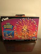 Kand039nex Ferris Wheel 3and039 Tall Kit 15116 With Motor Builds 3 Models 1000 Pieces