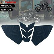 Non-slip Side Fuel Tank Pads Protector Stickers Decal Gas For Yamaha Mt-09 2021