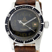 Titus Calypsomatic Automatic 7985 Aged Dial 38mm Collectors Wrist Watch